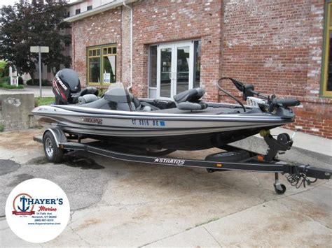 stratos bass boat gas tank stratos 294 xl boats for sale