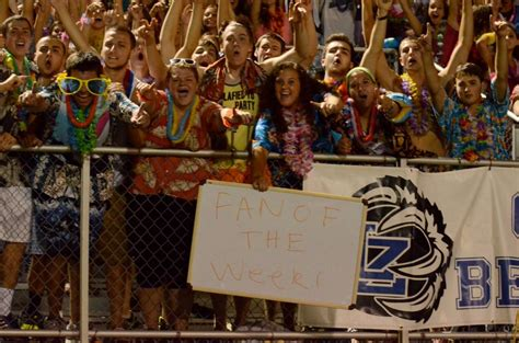 Student Section Themes For Football by Power Take On The Student Section Facts