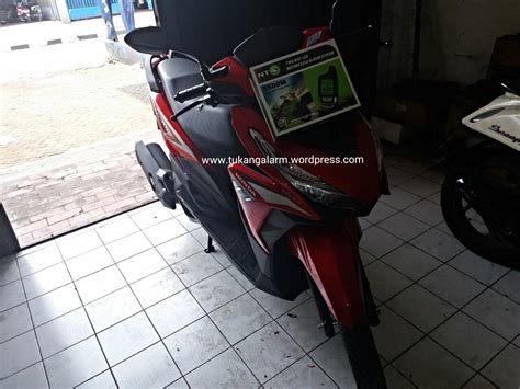 Alarm Motor Yang Paling Bagus alarm motor terbaik new honda vario 125 esp alarm sepeda motor terbaik