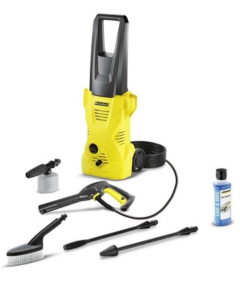 High Priced Vacuum Cleaners Karcher K 2 Car High Pressure Washer Snapdeal Price