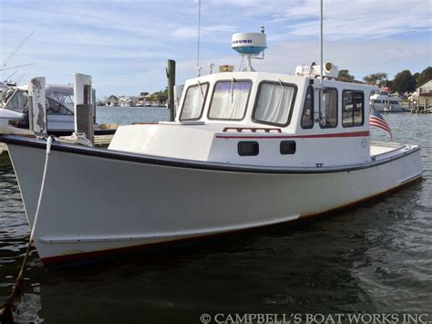 lobster boat conversion for sale 31 duffy boat for sale cbell s boat works inc