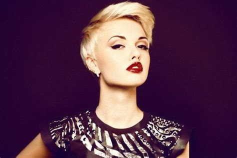 short blonde haircuts round face 25 short hairstyles for round faces short hairstyles
