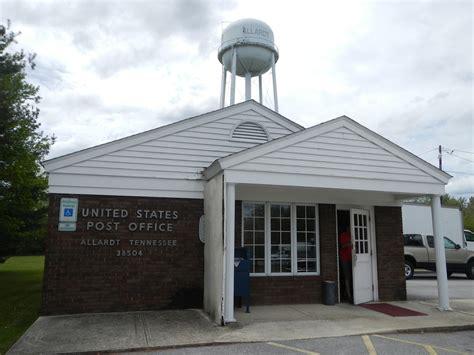 Tn Post Office by Allardt Tennessee Post Office Post Office Freak