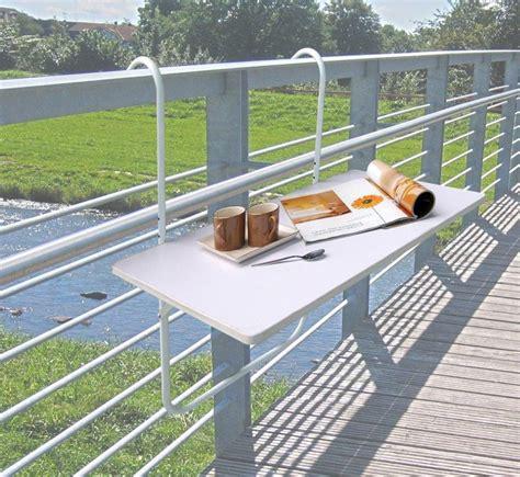Gartentisch Kleiner Balkon Balkontisch Wei 223 Gartentisch Real
