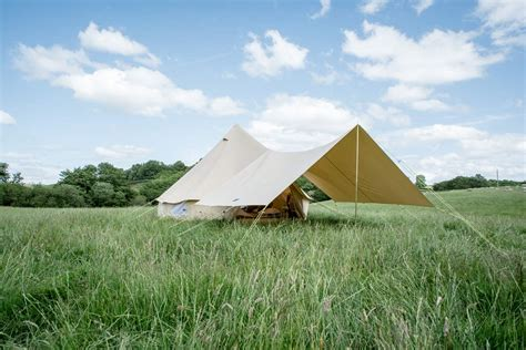 4m awning 4m bell tent life under canvas