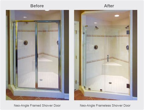 Bathtub Enclosure Doors Frameless Shower Doors Why Go Frameless Dulles Glass