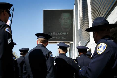 San Jose Officer by 22 Best Images About Michael Johnson 3718 Memorial On