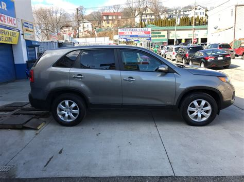 Kia Sorento Used Cars For Sale Used 2011 Kia Sorento 4c Lx Awd Suv 9 990 00