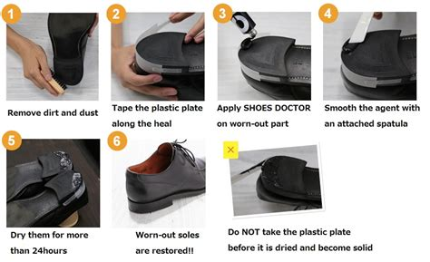 shoe sole repair shoe sole repair to build up worn out heel made in
