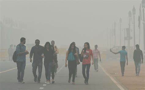 delhi smog air purifiers masks flying  digital shelves zee business