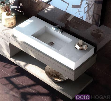 encimeras lavabos lavabo de ba 241 o con encimera elegance silestone by