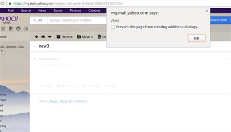 html format yahoo mail yahoo mail bug squashed by cyber security flaw bounty hunter