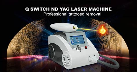 q switch yag laser tattoo removal laser removal machine removal options q