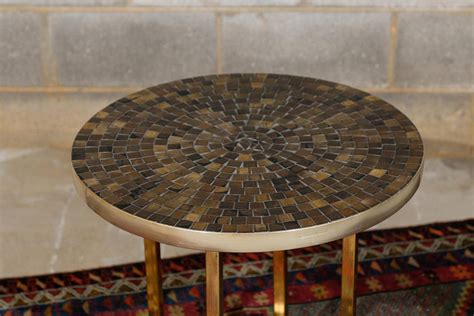 Mosaic Table L Mosaic Table L Gordon And Martz Mosaic Table At 1stdibs Mosaic Table Switzerland 1950s For