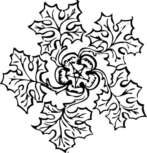 free vector graphic decorations leaf floral pattern