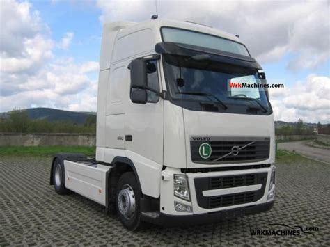 volvo 500 truck volvo fh 500 2010 standard tractor trailer unit photos and