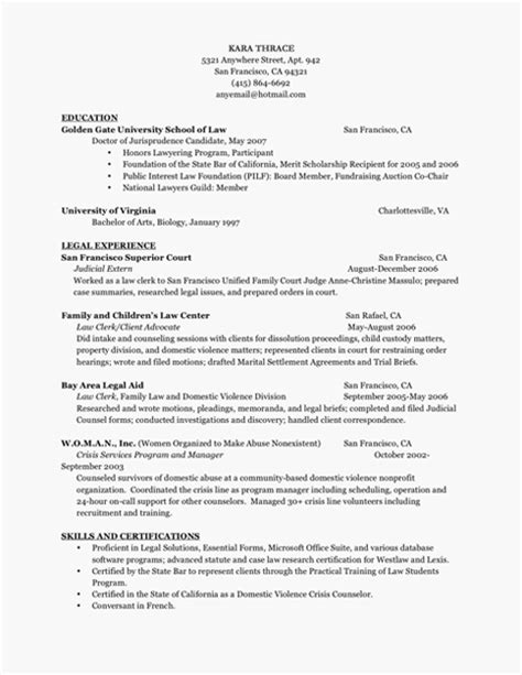 Fonts For Resume by Acceptable Resume Fonts Best Resume Gallery