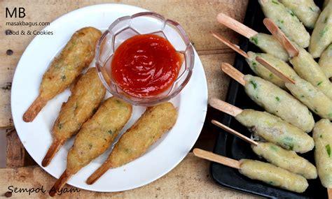 Jamu Empot Ayam Ukuran Kecil resep dan cara memasak sempol ayam