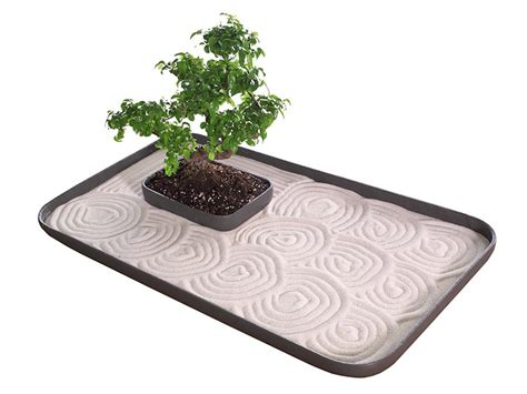 zen sand garden for desk image gallery modern zen garden desk