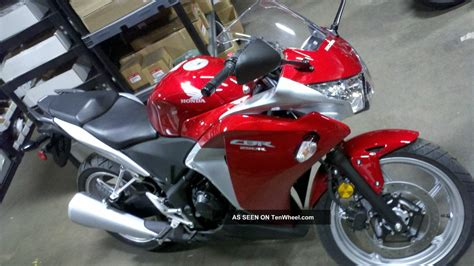 Honda Cbr 250r 2011 3 2011 honda cbr250r