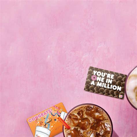 Check Dd Gift Card Balance - dunkin donuts gift certificate balance gift ftempo