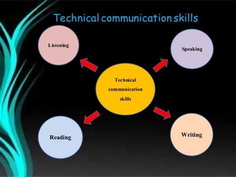 technical communication technical communication skills
