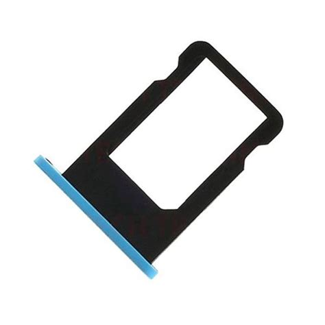 Murah Sim Card Tray Holder For Iphone 5c Green 1pc micro sim card holder for iphone 5c high quality sim card slot tray holder replacement part