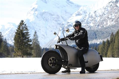Elektromotorrad Johammer by Elektromotorrad Daily Trash Die Austria Roadster