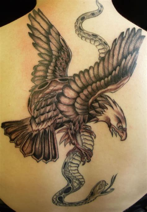 eagle tattoo tribal eagle tattoos