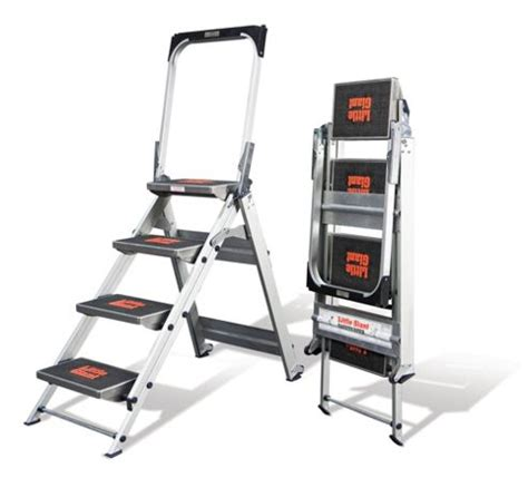 buy 4 tread safety step ladder from our