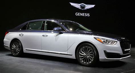 genesis g90 special edition looking more like a bentley
