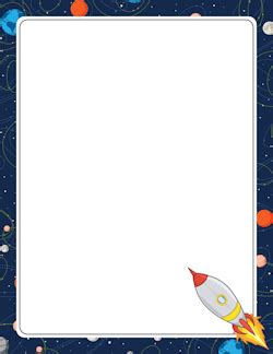 free technology borders clip art page borders and