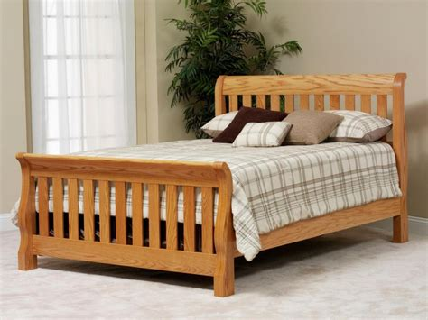 Slay Bed Frames Slay Bed Cherry Sleigh Bed Slay Bed Frame Cherry Sleigh Bed Beddroom Furniture Item Shown