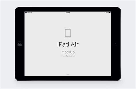 ipad layout vector ipad air psd vector mockup psd design mockups and