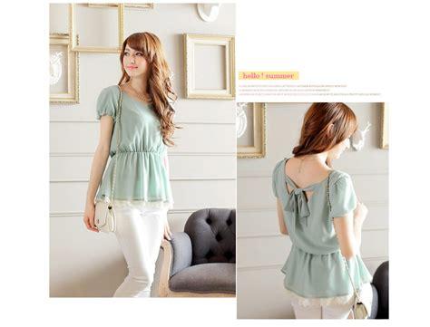 Baju Murah Hem Pita By Akcstore baju import murah wanita newhairstylesformen2014