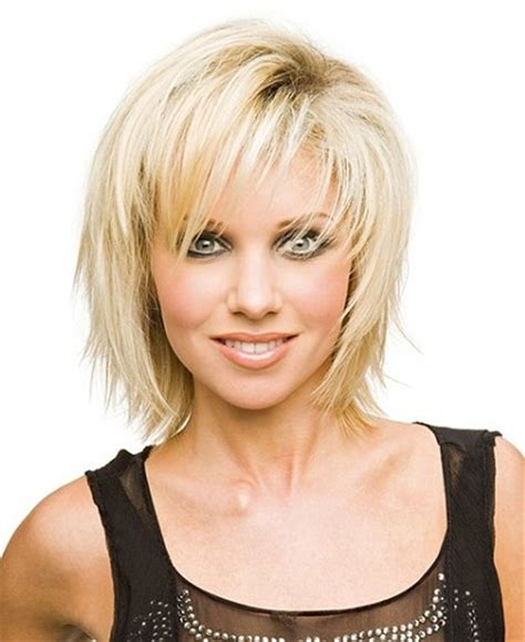 short layered very choppy hairstyles the long short of layered hairstyles glamy hair