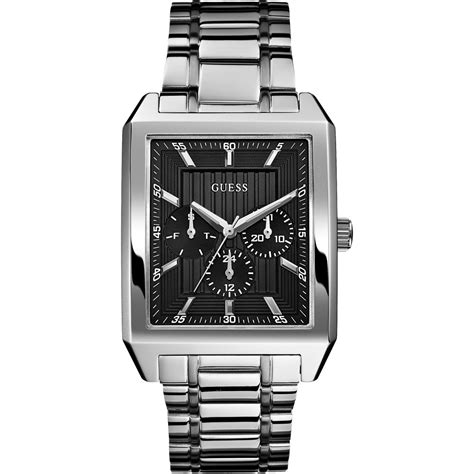 guess mens analyst day date w0077g1 guess from