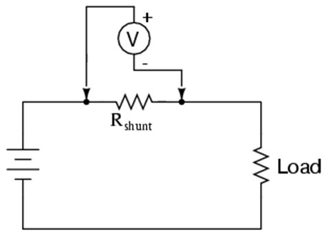 electrical shunt resistor lessons in electric circuits volume i dc chapter 8