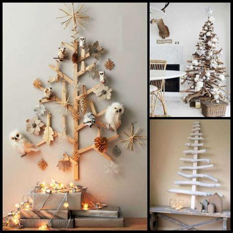 193 rboles de navidad con ramas secas fotos ideas foto 23
