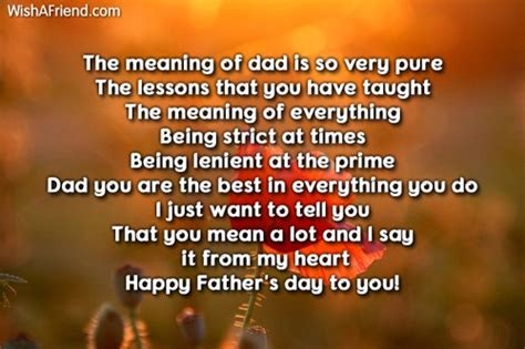 what is the meaning of s day s day poems