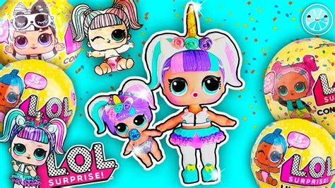 sign of the unicorn series 3 new unicorn lol confetti pop series 3 wave 2