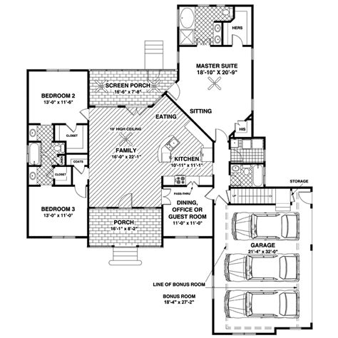 home plans with attached guest house home design and style