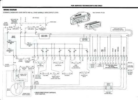 wiring diagram for samsung dryer wiring diagram with
