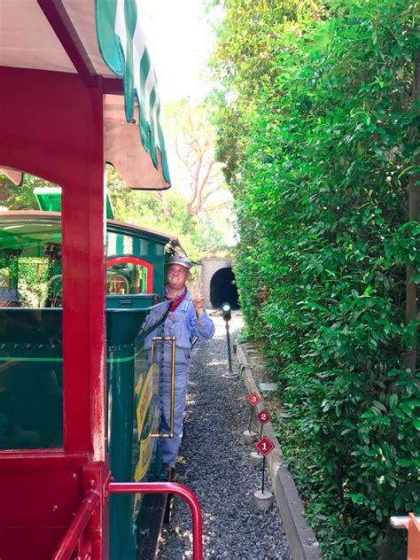 disneyland railroads  route  popsugar smart living