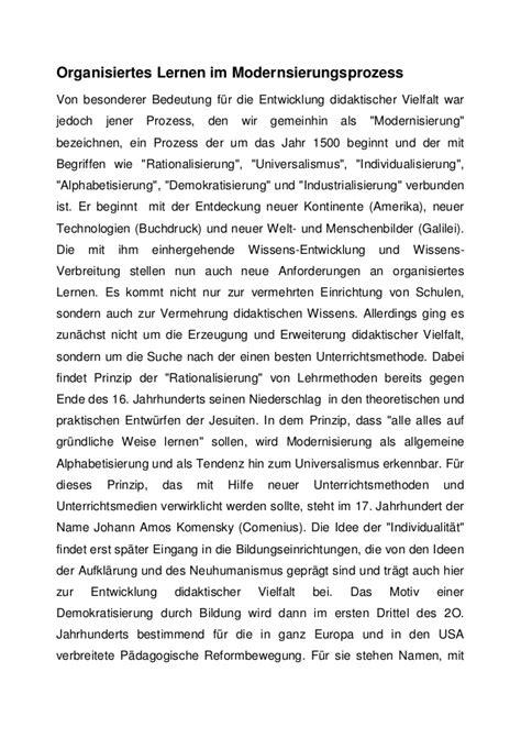 Reflexion Schreiben Praktikum Muster Kleines Handbuch Flechsig