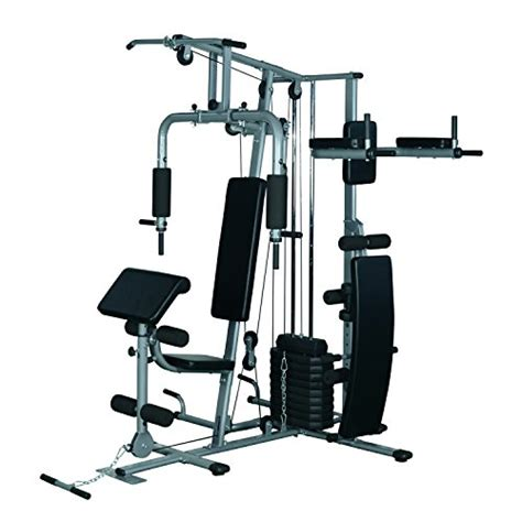 soozier complete home fitness station machine w 100