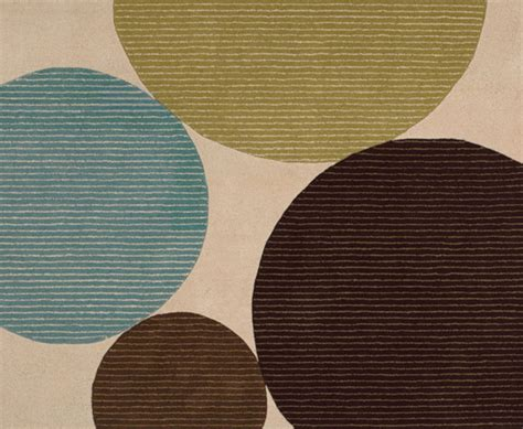blue and brown rugs with circles contemporary rugs with circles rugs ideas