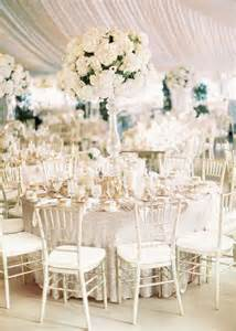 all white wedding centerpieces 25 best white wedding decorations ideas on