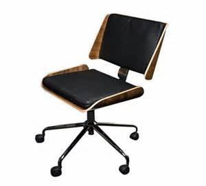 retro desk chair the dan form retro office chair 50 inmod style