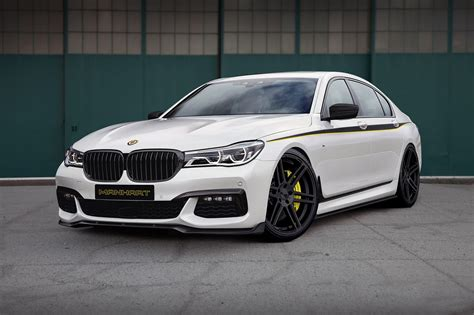 Future Bmw 7 Series by Manhart Racing Releases Teaser Of Future Mh7 Model Based